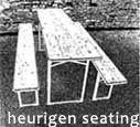 Heurigen Seating